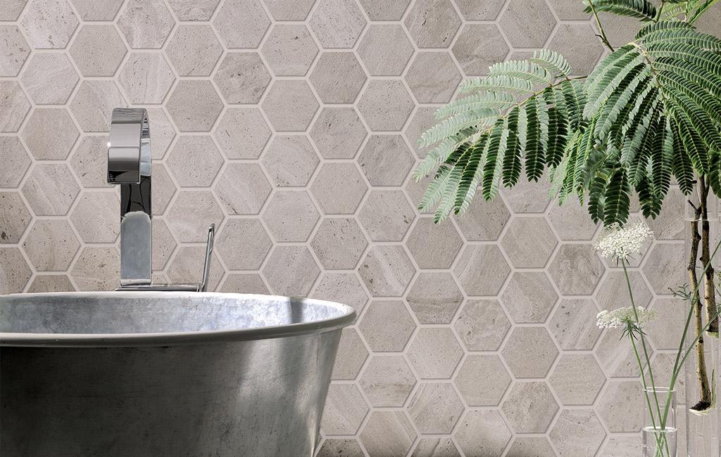 Picture of: Hexagone Fliseuniverset